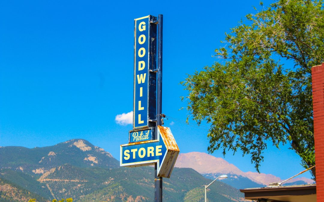 Goodwill closed? What to do with your donations.